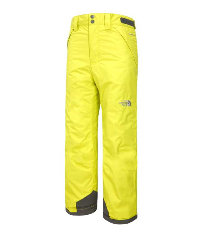 North Face Boys Freedom Insulated Ski Pant Waterproof