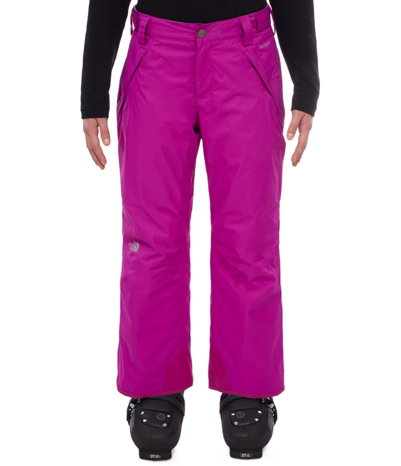 North Face Girls Freedom Insulated Ski Pant Escape 2