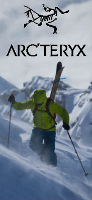 arcteryx ski clothing