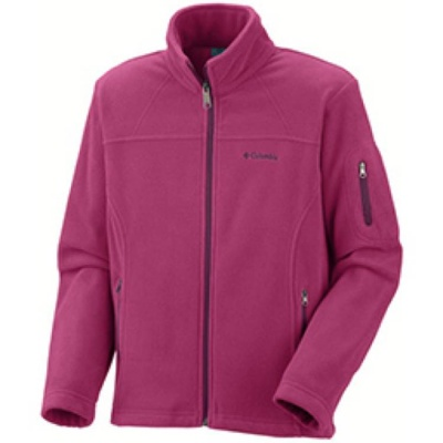 Columbia Kids Fast Trek Full Zip Fleece Jacket