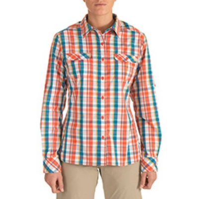 The North Face Womens L/S Boulder Kassie Shirt