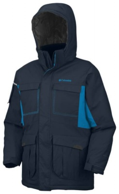 Columbia Boys Pop Shove-it Ski Jacket