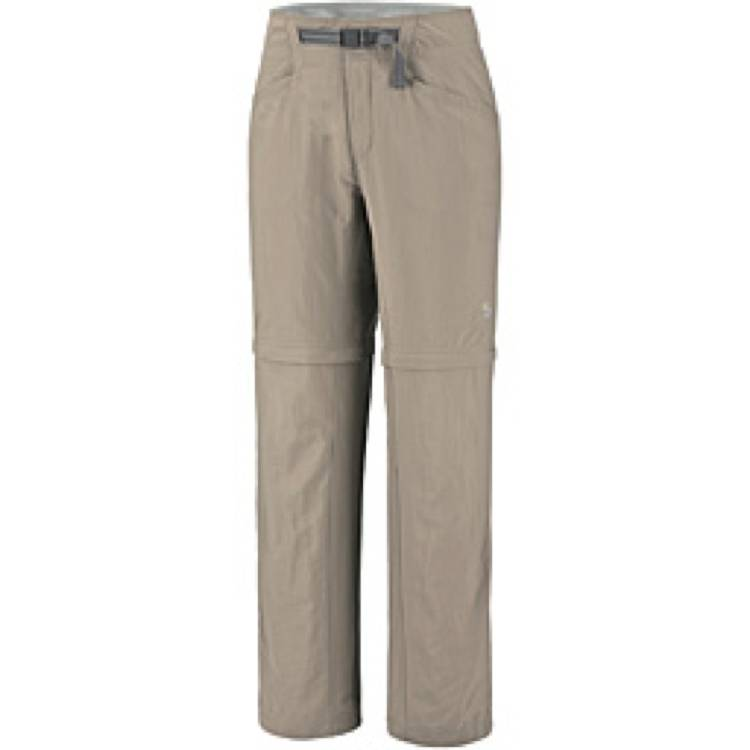 Mountain Hardwear Womens Ramesa Convertible Pant
