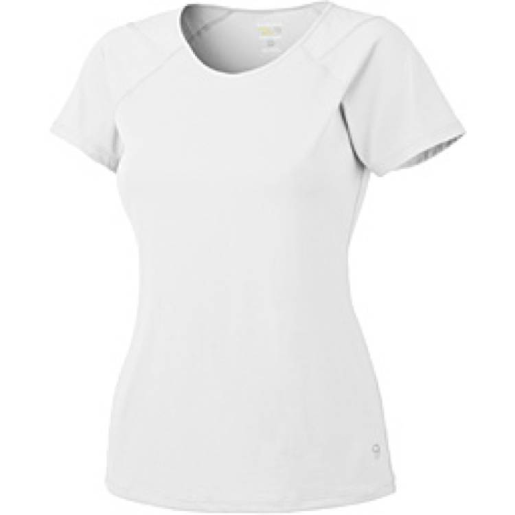 Mountain Hardwear Womens Wicked Lite Short Sleeve T