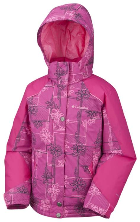 Columbia Girls Bohemian Boarder Ski Jacket