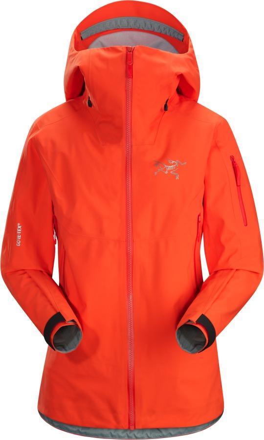Arc Teryx Sentinel Jacket Women S Gore Tex Ski Jacket
