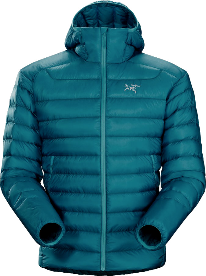 arc'teryx down jacket uk