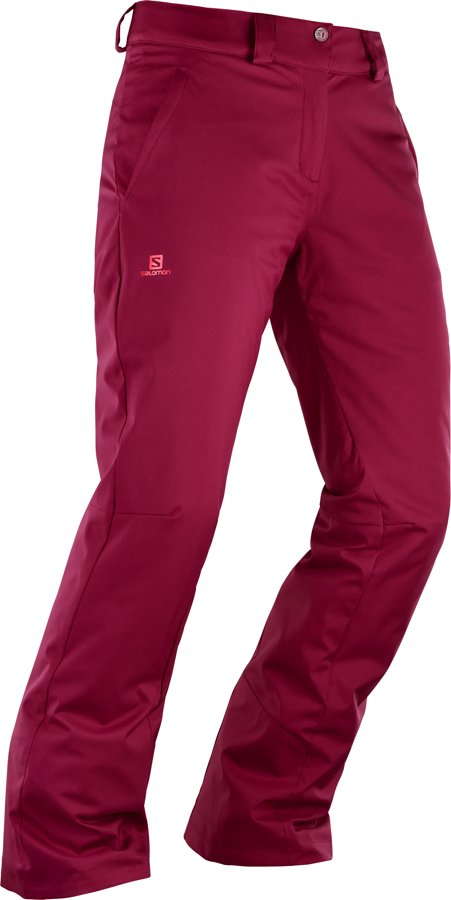 Salomon Stormpunch Ski Pant Women's