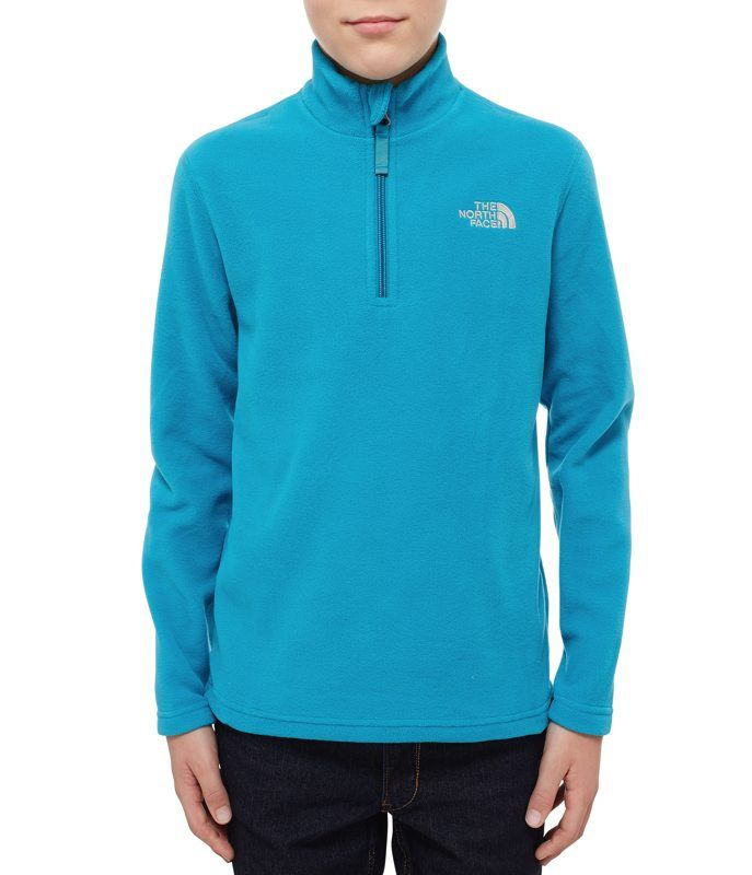 96cb40515 The North Face Kid's Glacier 1/4 Zip Fleece 2015 | Escape 2