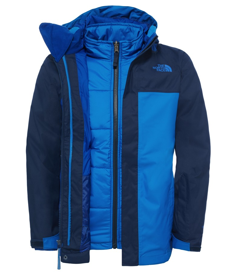 boys north face jacket