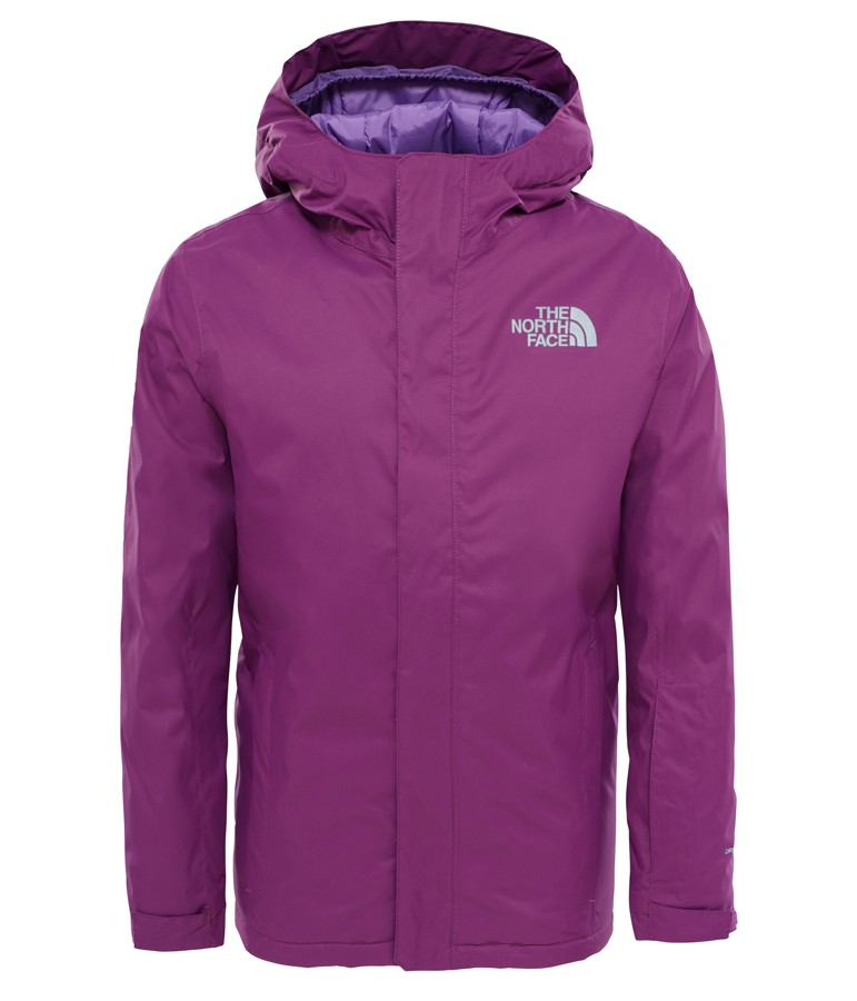 The North Face Girls Snow Quest Ski Jacket