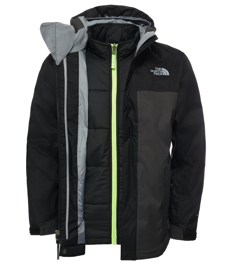 27796860909 The North Face Boys Boundry Triclimate Jacket