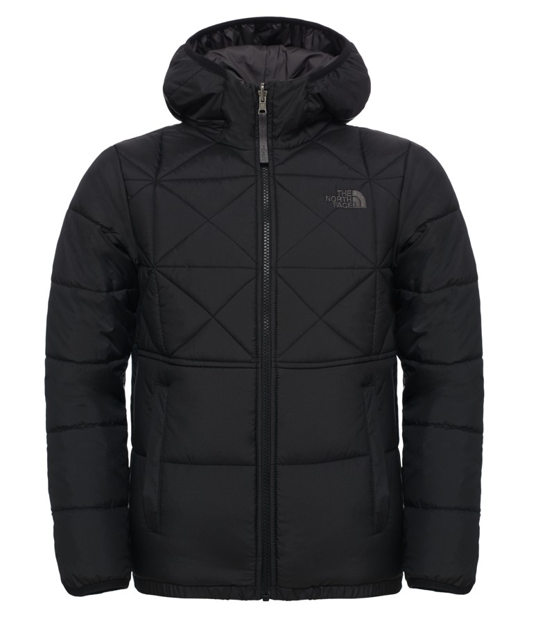 67907bb6fe89 The North Face Boy s Reversible Perrito Jacket