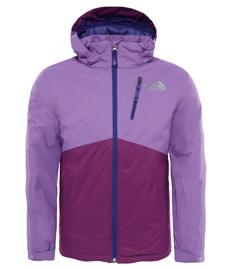 0885bb7cd The North Face Youth Snowquest Plus Jacket