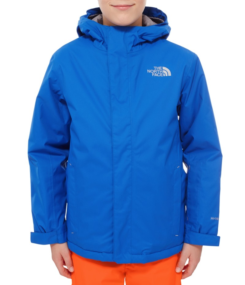 adbe8848c The North Face Kids Snow Quest Jacket