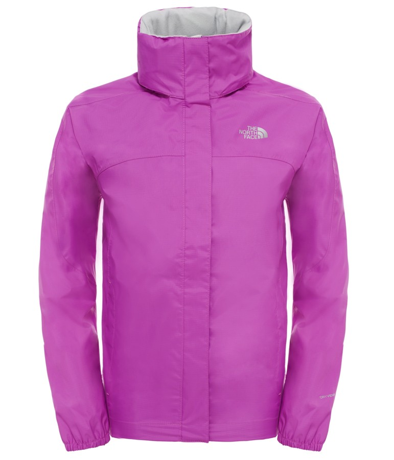 The North Face Girls Resolve Reflective Jacket 371c833a9