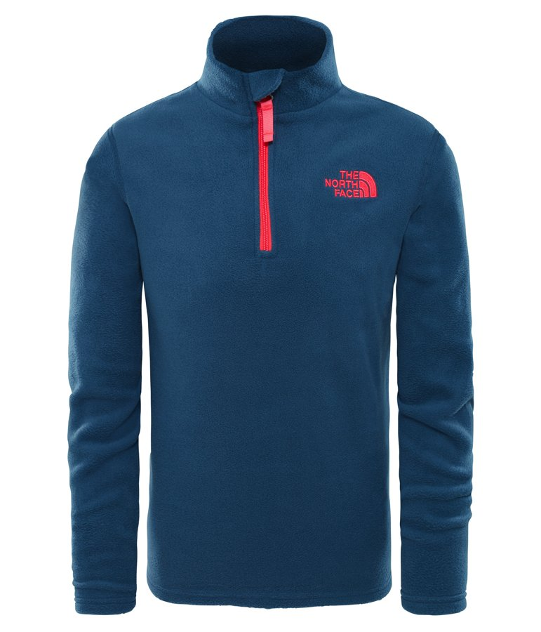 The North Face Kids Glacier 1/4 Zip Fleece