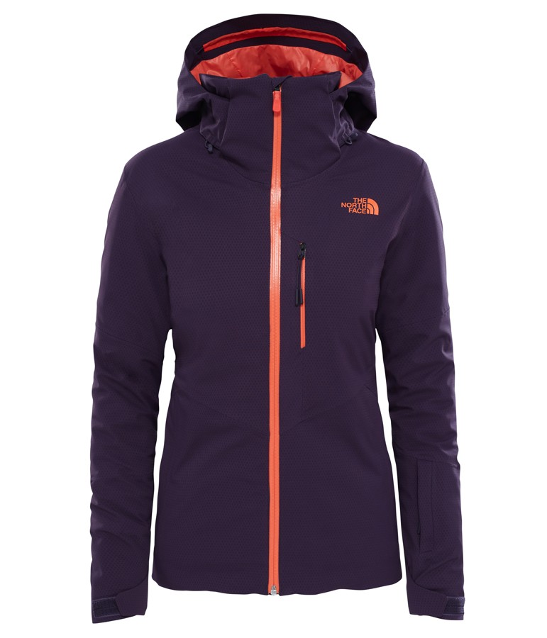 Warmest womens north face jacket