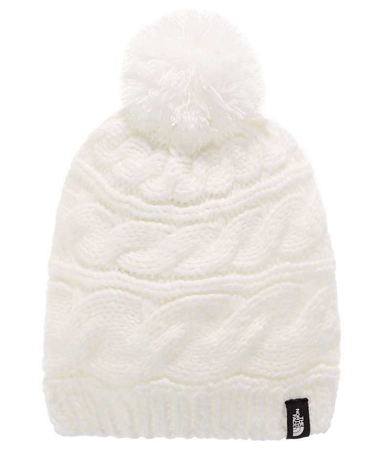 The North Face Triple Cable Pom Beanie  71186362ea5
