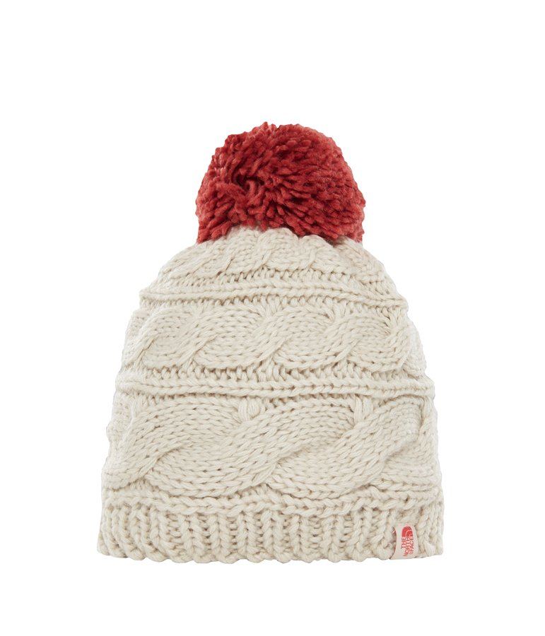 bfbb4f257 The North Face Triple Cable Pom Beanie