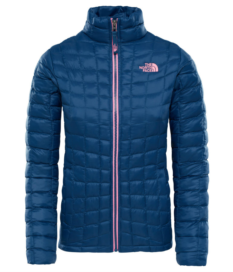 The North Face Girls Thermoball Jacket