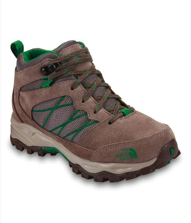 The North Face Boys Dehyke Walking Boot