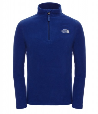 The North Face Kids Glacier 1/4 Zip Fleece 2015