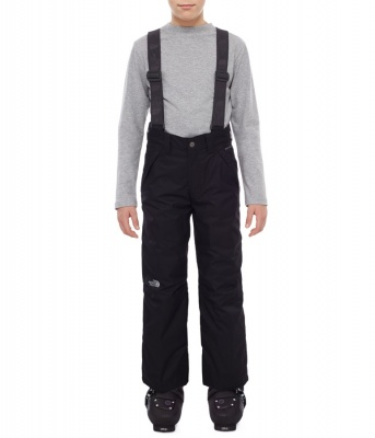 The North Face Boys Snowquest Suspender Ski Pant