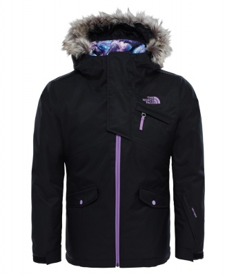 The North Face Girls Caitlyn Insulated Jacket
