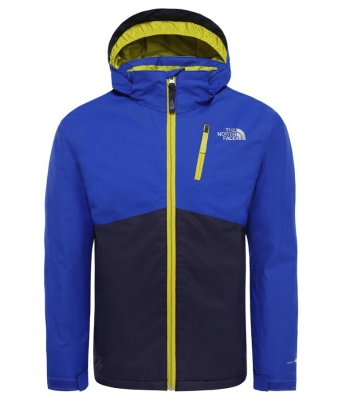 The North Face Youth Snowquest Plus Jacket