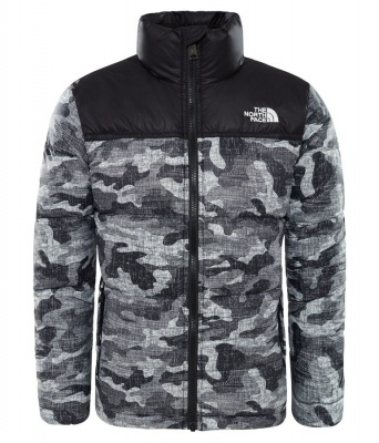 The North Face Boys Nuptse Jacket