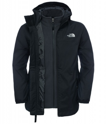 The North Face Boys Elden Rain Triclimate Jacket