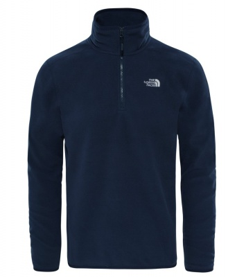 The North Face Mens 100 Glacier 1/4 Zip