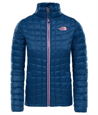 63a3afe6f The North Face Girls Thermoball Jacket