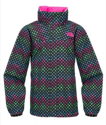 The North Face Girls Dottie Resolve Jacket