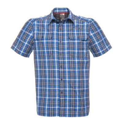 The North Face Mens Short Sleeved Pine Knot Shirt