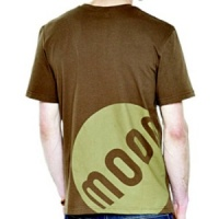 Moon Oversized Logo Organic Cotton T