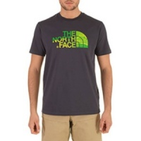 The North Face Mens S/S Mountain Silhouette Tee