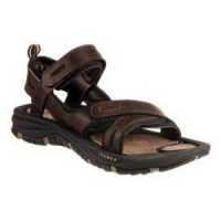 Source Womens Leather Gobi Sandal - 40