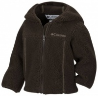 Columbia Toddler Cozy Quinn Sherpa Jacket