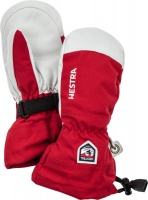 Hestra Army Leather Heli Ski Jr Mitt