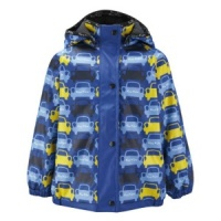 Kozi Kidz Varberg Fleece Lined Rain Jacket