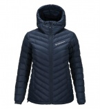 Peak Performance Womens Frost Down Hooded Jacket