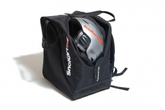 Snokart Ski Boot & Helmet Backpack