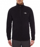 The North Face Mens 100 Glacier 1/4 Zip Fleece