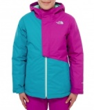 The North Face Girls Insulated Casie Ski Jacket