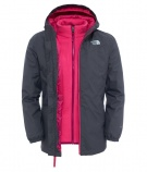 The North Face Girls Eliana Rain Triclimate Jacket