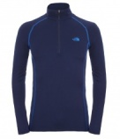 The North Face Mens Warm L/S Zip Neck