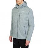 The North Face Mens Cosmos Full Zip Fleece Hoodie