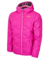 The North Face Girls Reversible Moondoggy Down Jacket